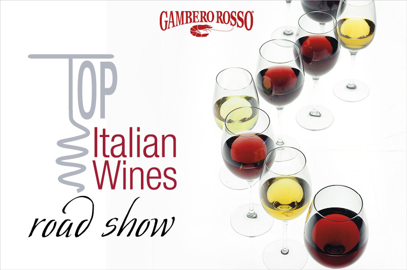 Gambero Rosso Top Italian Wine Roadshow