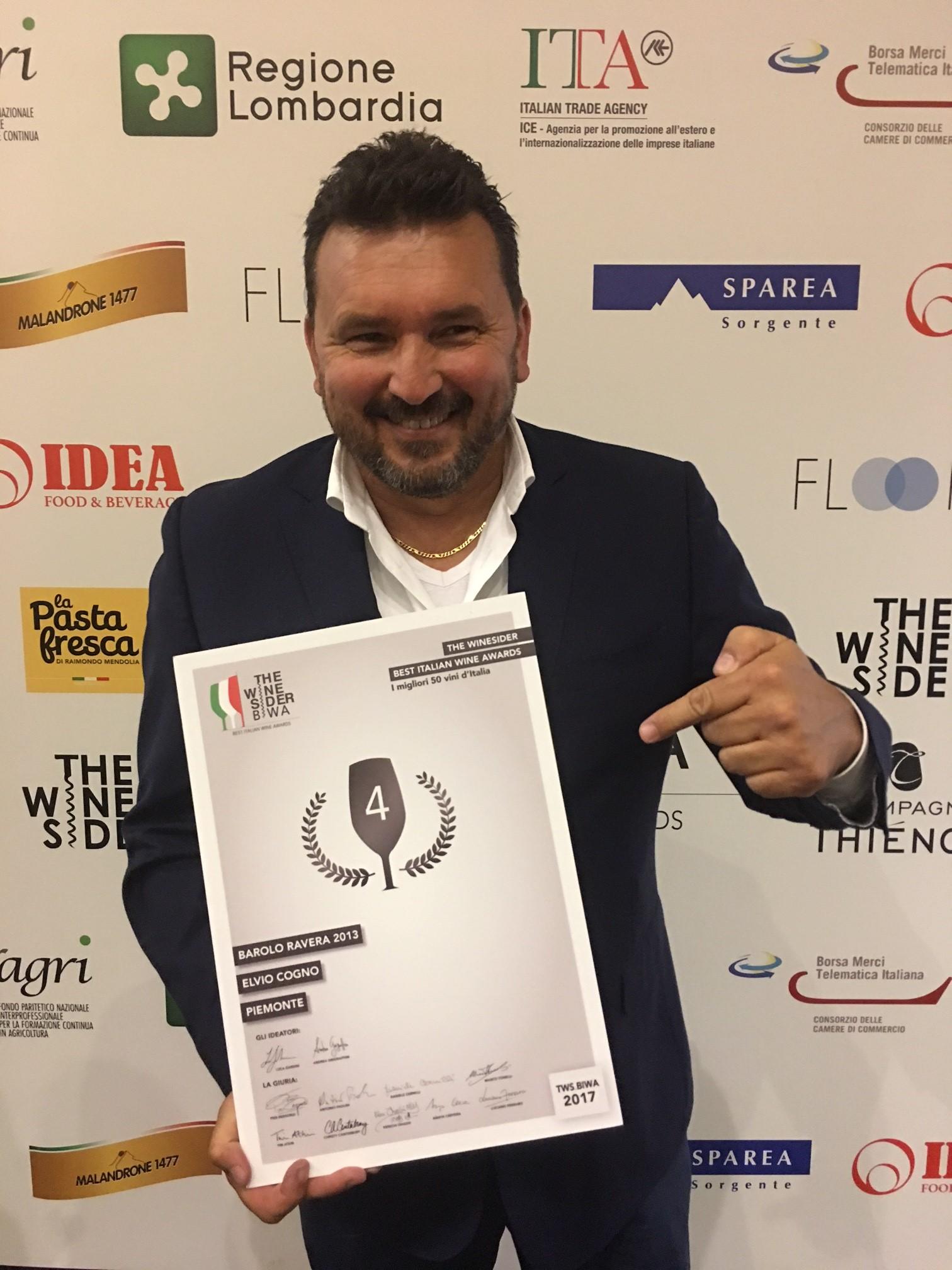The Winesider Best Italian Wine Awards 2017