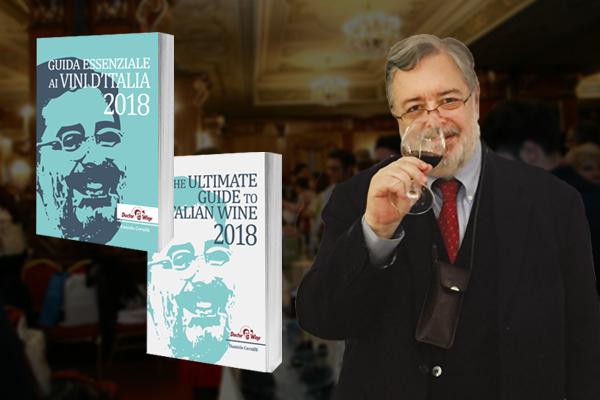 GUIDA ESSENZIALE AI VINI D'ITALIA 2018 di Doctor Wine by Daniele Cernilli.