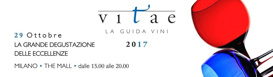Presentation of the Vitae Guide 2017, a success for our Barolo Bricco Pernice 2011