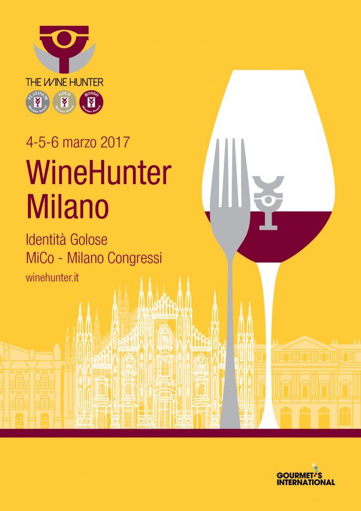 Wine Hunter Milano 4-5-6 marzo 2017