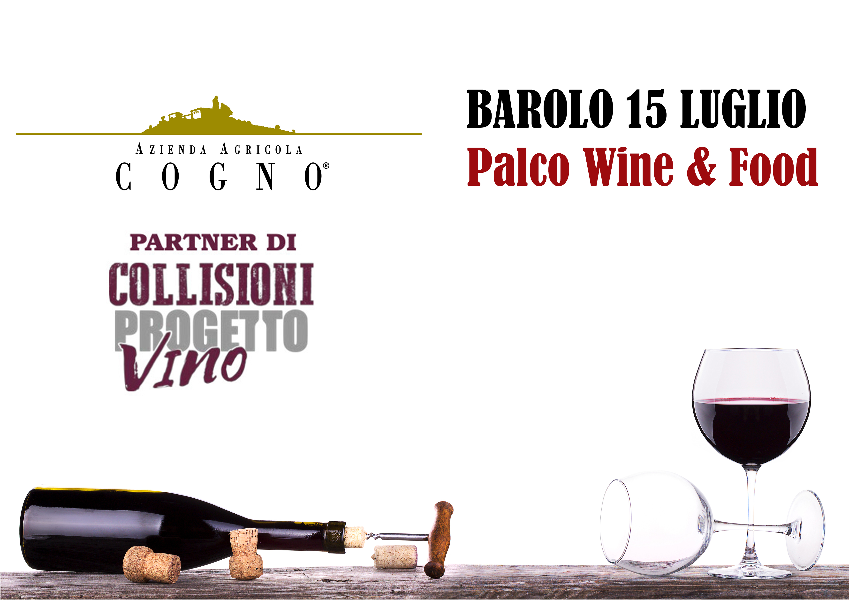 Collisioni 2017 – Progetto vino