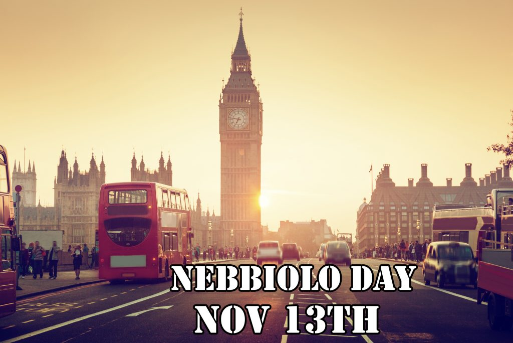 Nebbiolo Day – London