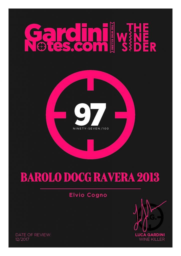 Gardininotes.com – Barolo 2013