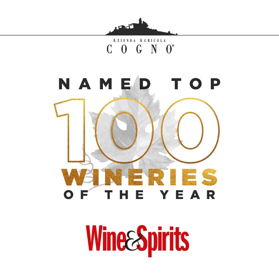 Elvio Cogno Named Top 100 Wineries of the Year According to 'Wine & Spirits Magazine'