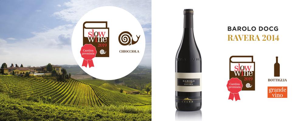 I riconoscimenti assegnati da Slow Wine 2019