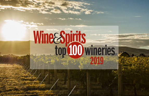 WINE & SPIRITS TOP 100 WINERIES 2019