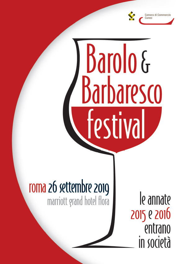 BAROLO & BARBARESCO FESTIVAL @ROMA
