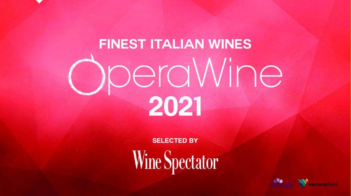 Opera Wine 2021