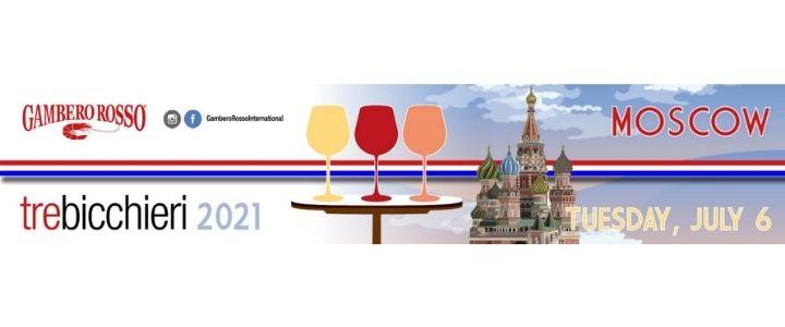 Tre Bicchieri World Tour 2021: Elvio Cogno tra le aziende presenti a Mosca