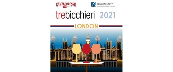 Tre Bicchieri World Tour 2021 – London