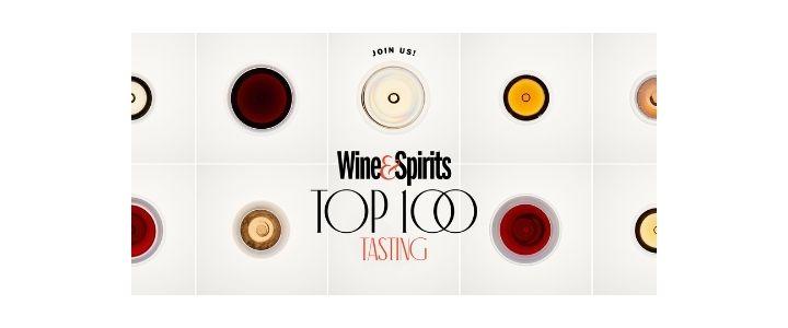 Wine&Spirits Top 100 Tasting